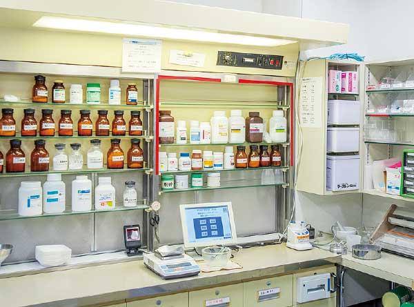 医薬品情報の管理